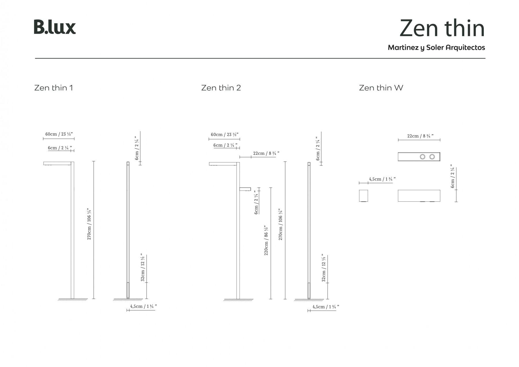 ZENTHIN BLUX