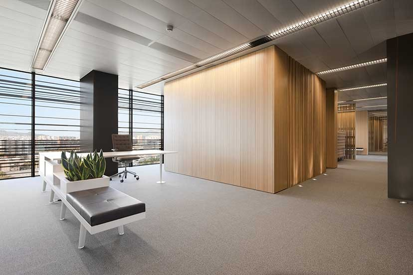 Oficinas D-123 BLUX