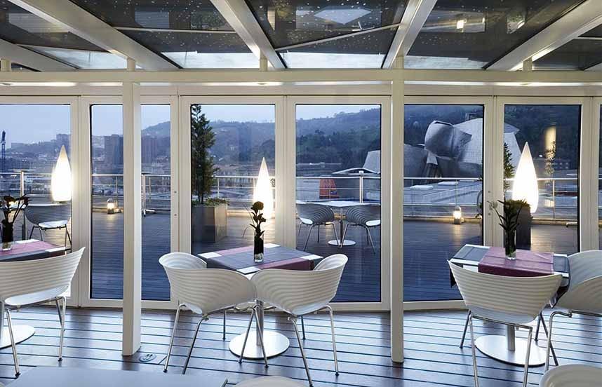 Blux silken gran hotel domine - Restaurante hotel domine bilbao ...