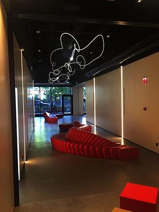 Havas office BLUX