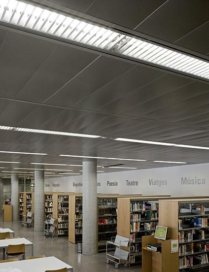 Biblioteca Bellvitge BLUX