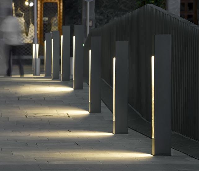 Iluminacion Zelaieta BLUX