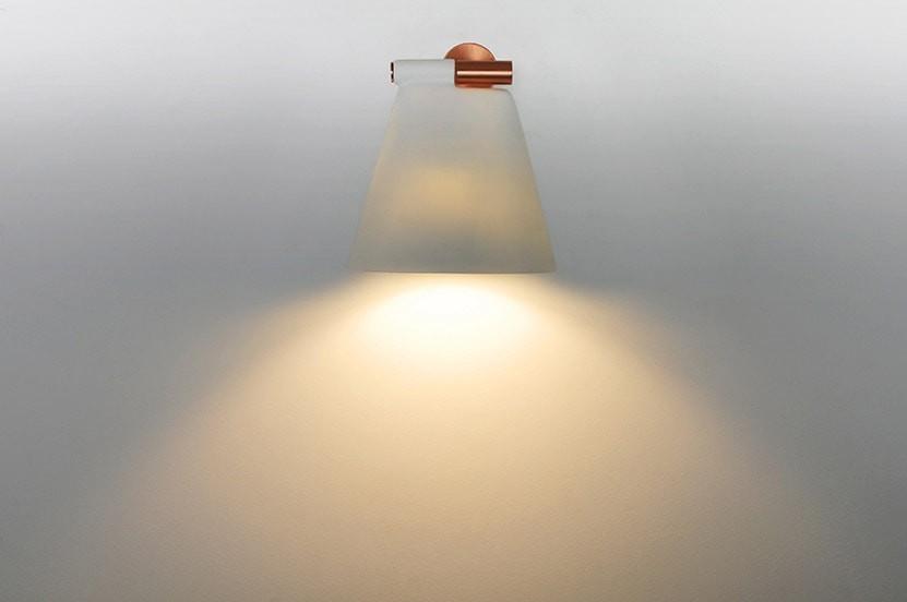 CONE LIGHT W BLUX