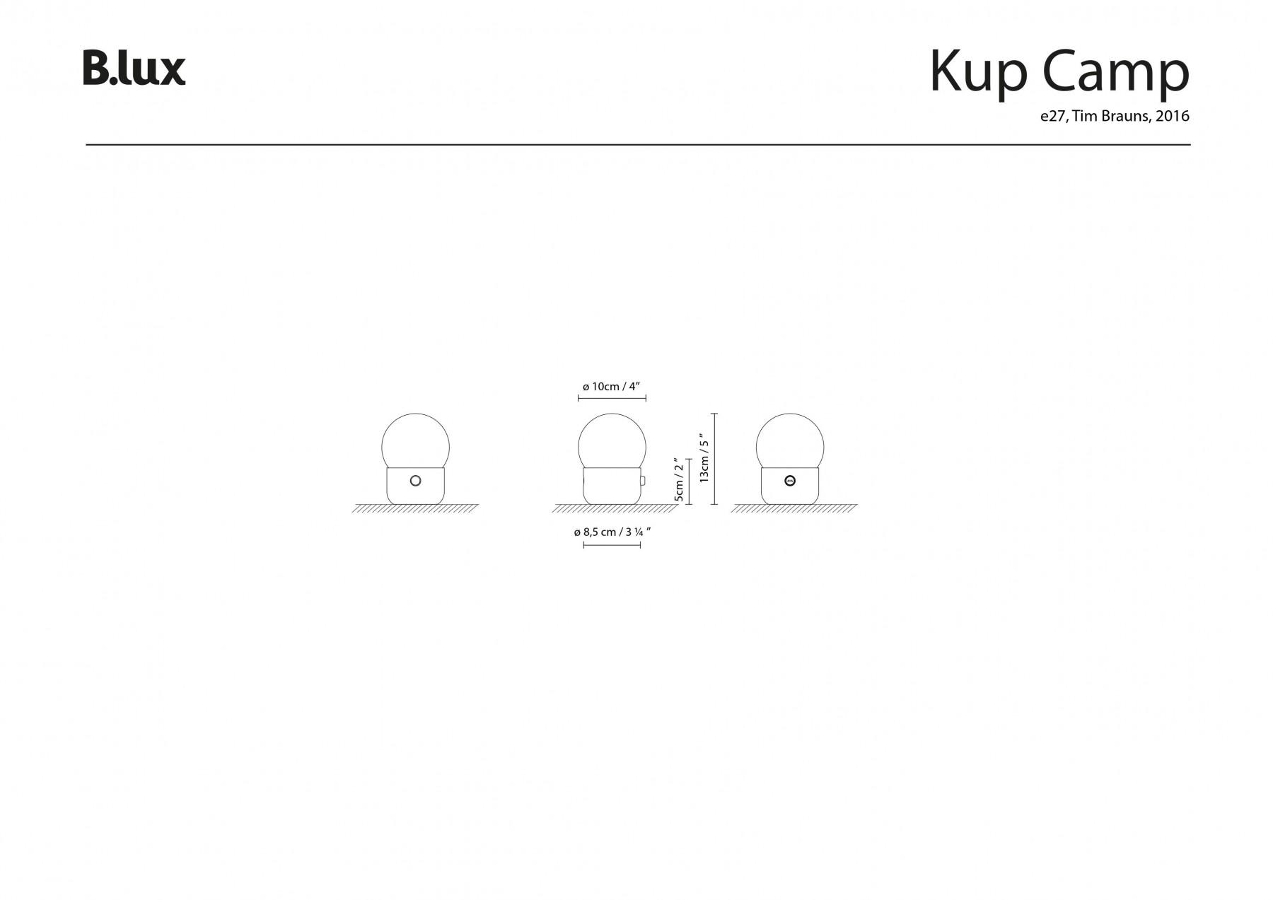 KUP CAMP BLUX