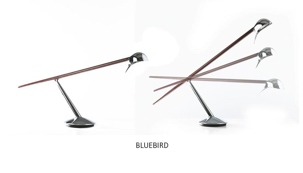 Bluebird. Jorge Pensi. B.lux 1988