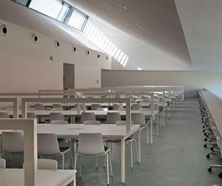 Biblioteca Universidad Granada