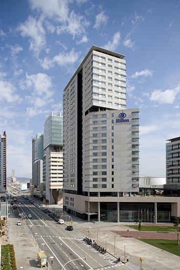 Hilton Barcelona Blux