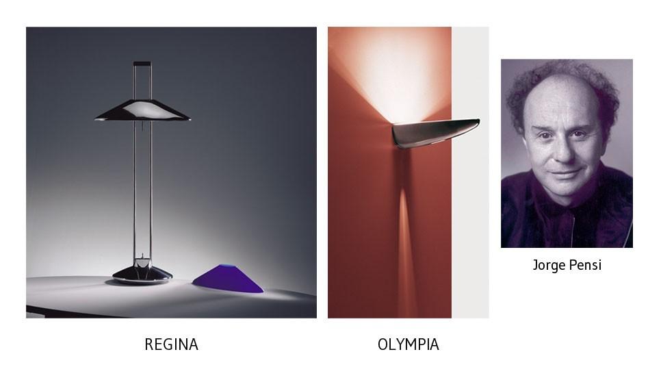 Regina y Olympia. Jorge Pensi. B.lux 1987