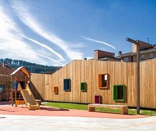 Nursery School in Zaldíbar