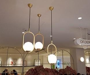 Cafeteria in Selfridges