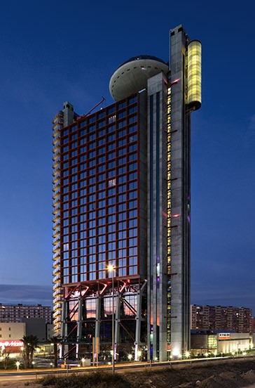 HOTEL HESPERIA TOWER