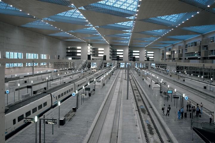 Estacion AVE BLUX
