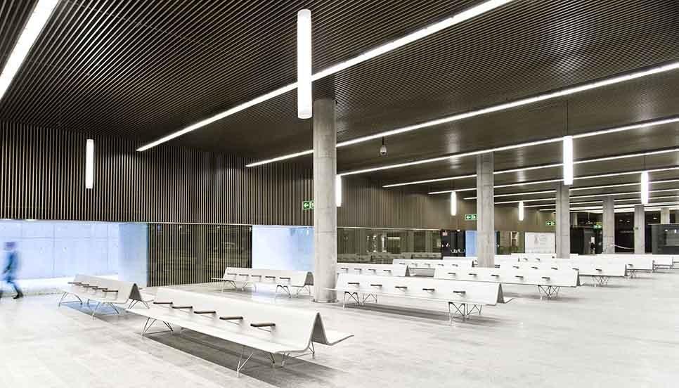 Estacion Pamplona BLUX