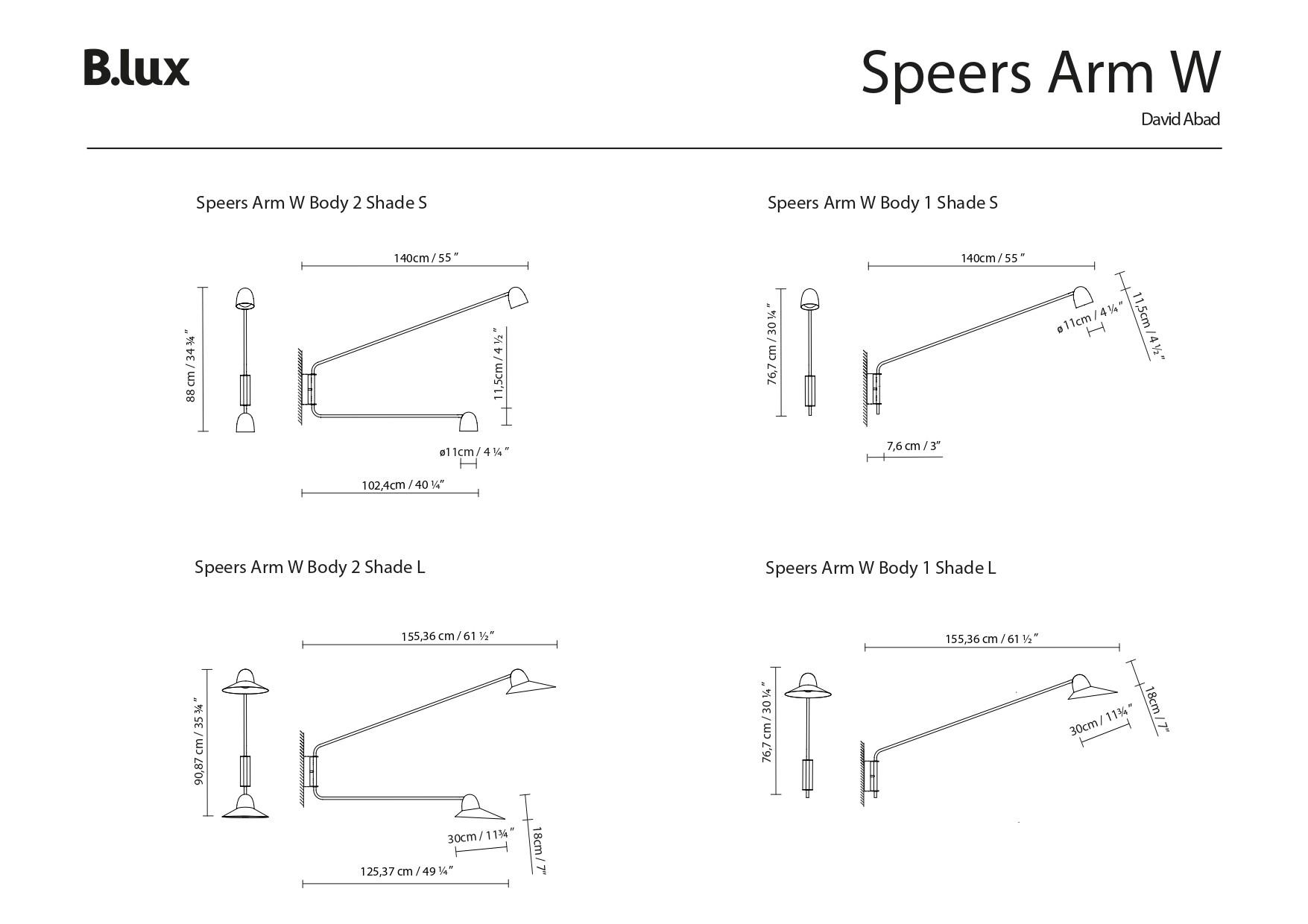 SPEERS ARM