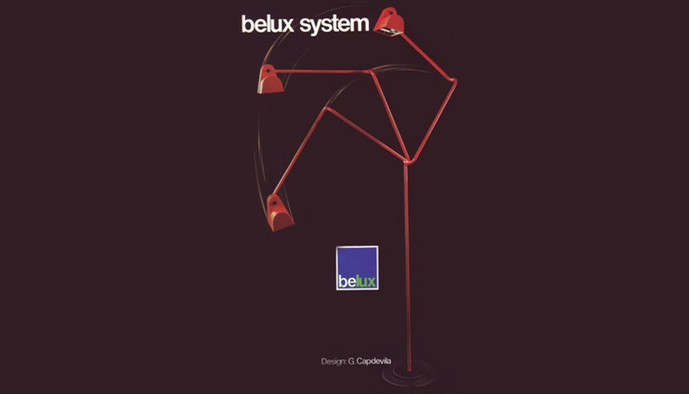Belux System by B.lux-1981