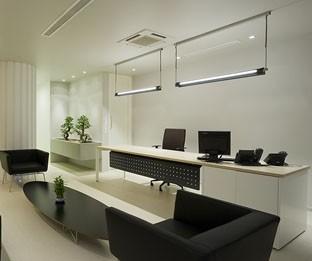 Büro in Istanbul