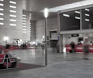 Bahnhof Zaragoza-Delicias