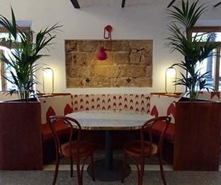 Cafeteria in Mallorca